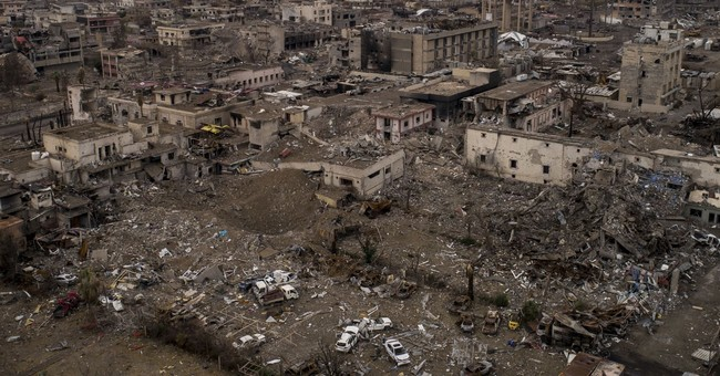 Mosul's morgue men endured worst of Islamic State butchery