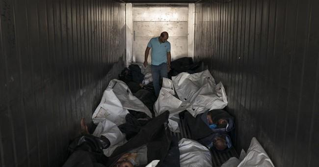 Mosul's morgue men sought glimmer of humanity amid atrocity