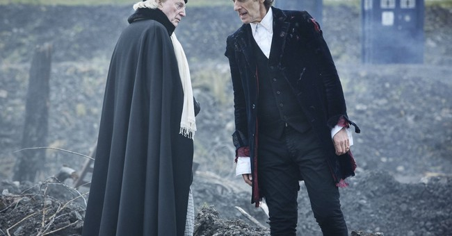 """Who's next: End of an era as """"Doctor Who"""" gets a new star"""
