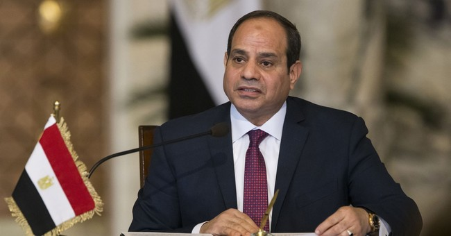 Egyptian president's backers say 12M want him to run again