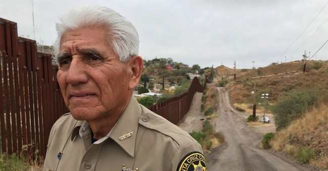 Sheriff Tony Estrada, another kind of Arizona lawman