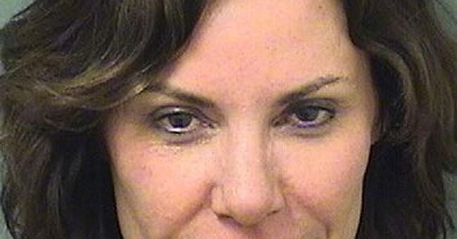 Luann de Lesseps blames arrest on 'long-buried emotions'