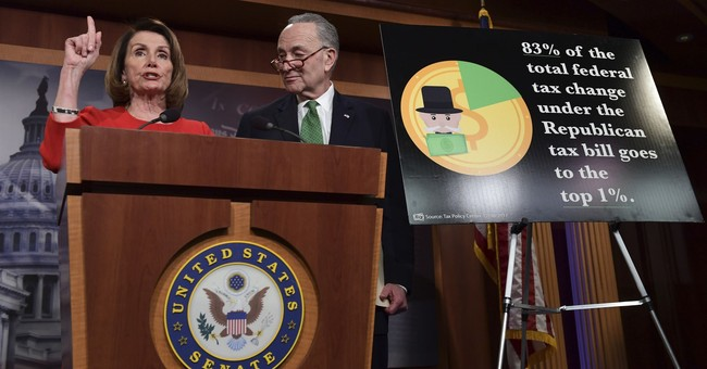 Dems aim for 2018 midterm boost from Trump tax plan fallout