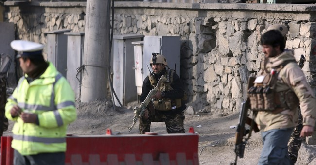 Afghanistan: Suicide bomber kills 6 in Kabul