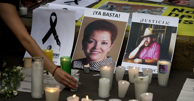 Mexico nabs alleged planner of journalist Breach's killing