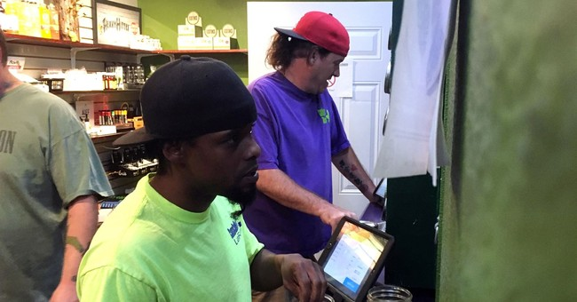 Big labor sees growth potential in California pot workers