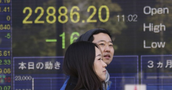 Asian shares mixed in post-Christmas trading