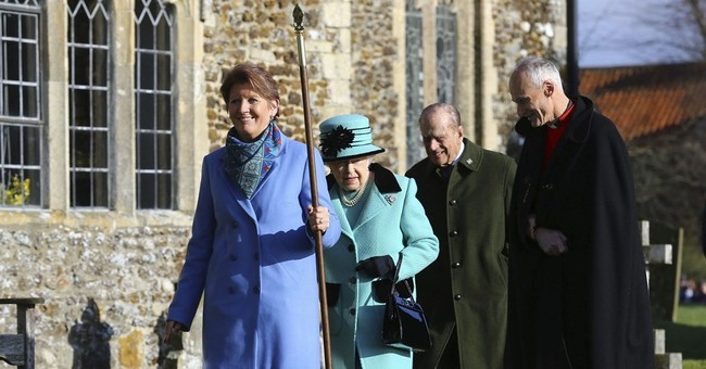 Queen Elizabeth II marks record 65 years on throne