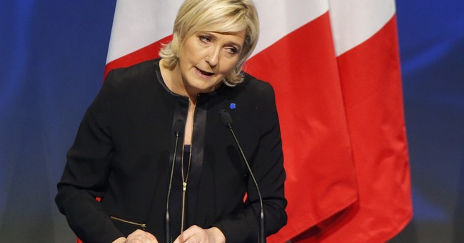 Far-right hopeful: French election 'choice of civilization'
