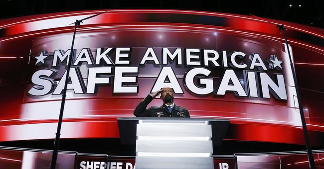 Milwaukee sheriff's star rises, but he remains polarizing