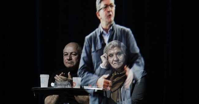 French candidate uses hologram to travel campaign trail
