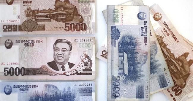 North Korean economics 101: How much is a dollar worth?
