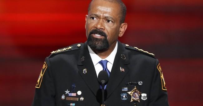 Milwaukee sheriff's star rises, but he remains polarizing