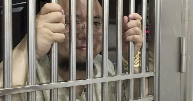 China hands down harsh sentence to rights activist