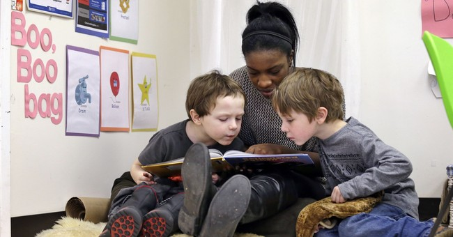 Some states struggle to make preschool available to everyone
