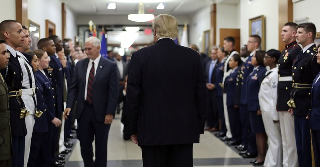Timeline for 13 days that transformed Trump White House
