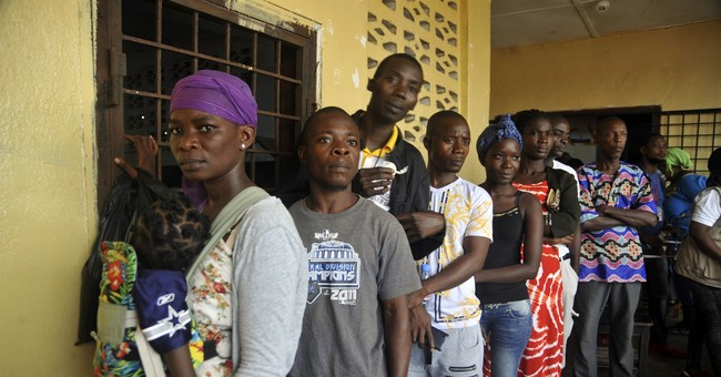 The Latest: Liberia declares George Weah president-elect