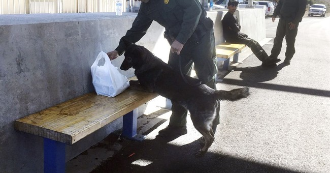 As California legalizes pot, laws collide at US checkpoints