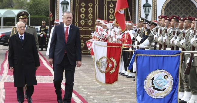 Turkish president calls Syria's Assad a 'terrorist'