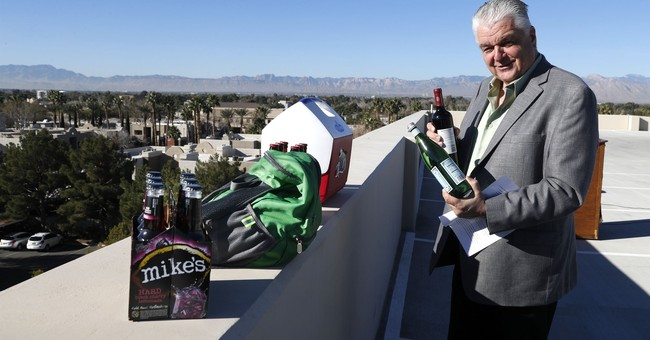 Heightened security in Las Vegas on New Year's Eve