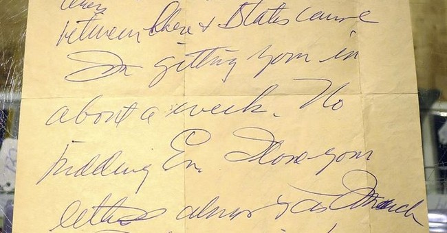 Letters describe slugger Ted Williams' service in Korean War