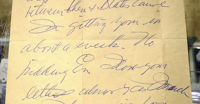 Letters describe slugger Ted Williams' service in Korean War