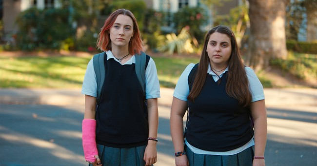 'Lady Bird's' Saoirse Ronan comes of age on screen, in life