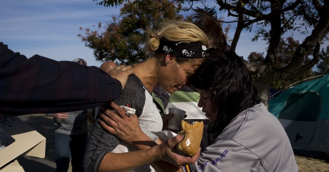 As West Coast fights homelessness, kindness is contentious