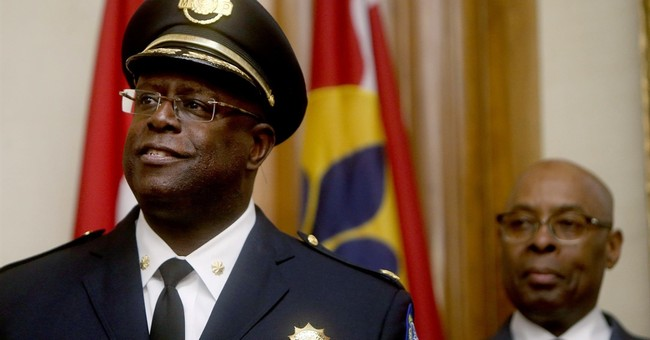 30-year veteran of St. Louis department named police chief
