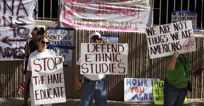The Latest: State considers appealing ethnic studies ruling