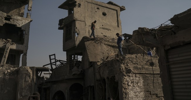 A massive price tag to rebuild Iraq after Islamic State