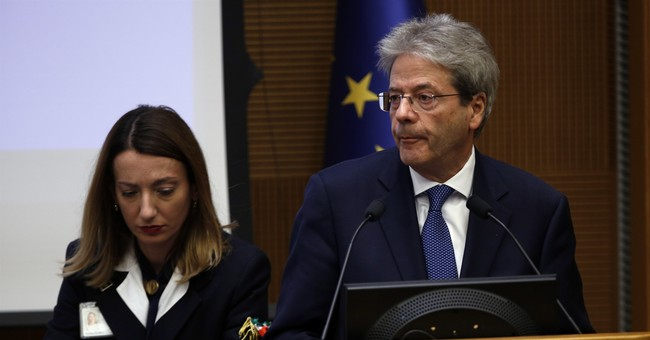 Italian government sets parliamentary election for March 4