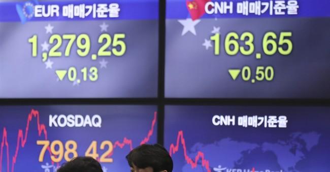 Asian stocks drift higher on final trading day of 2017
