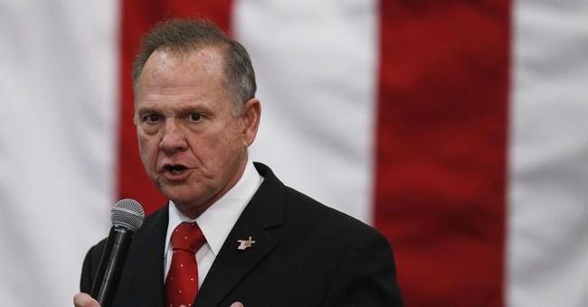 The Latest: Moore again calls Alabama election 'fraudulent'