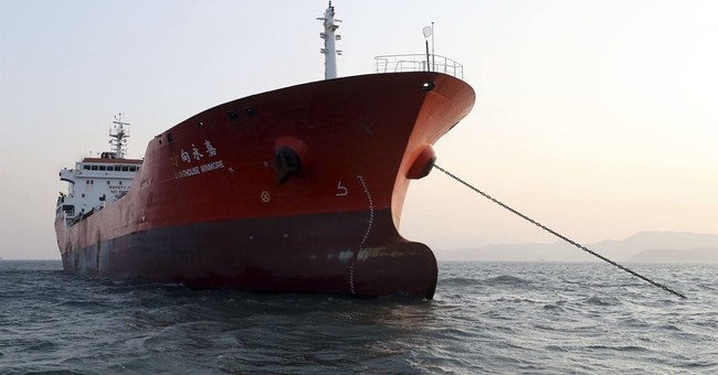 South Korea holds Hong Kong ship over North Korean oil