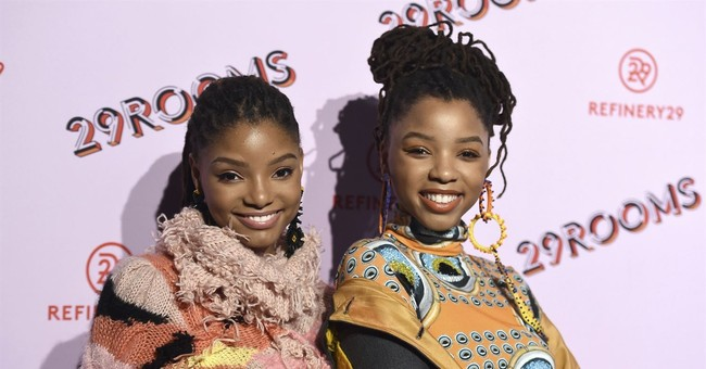 Double trouble: Chloe x Halle act, sing on TV's 'grown-ish'