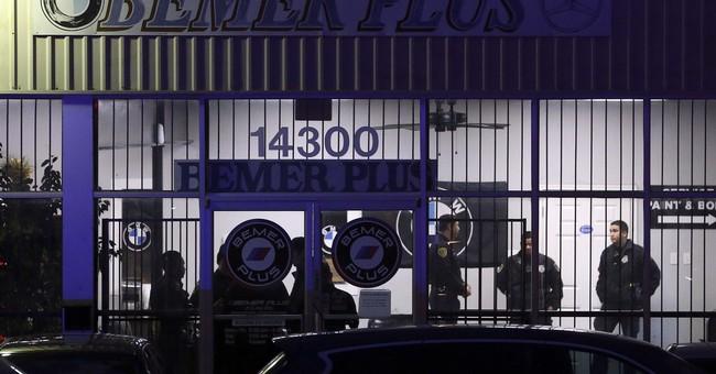 Police: Man kills 2, then himself at Houston auto shop