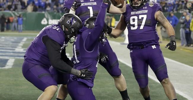 No. 20 Northwestern edges Kentucky 24-23 in Music City Bowl