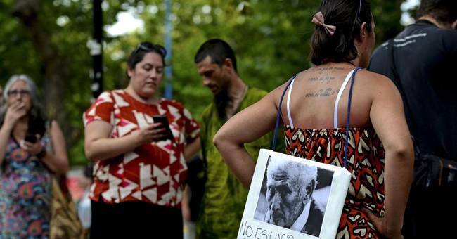 Argentina 'dirty war' killer gets house arrest
