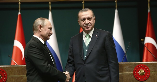 Turkey, Russia finalize deal on anti-missile defense system