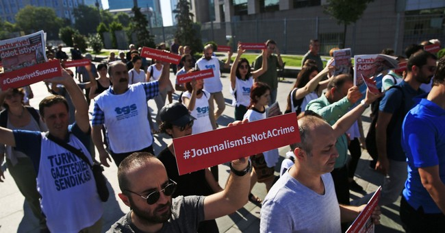 Some countries reverse free expression, seeing it as threat