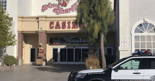 The Latest: Police ID gunman in shooting at hotel-casino