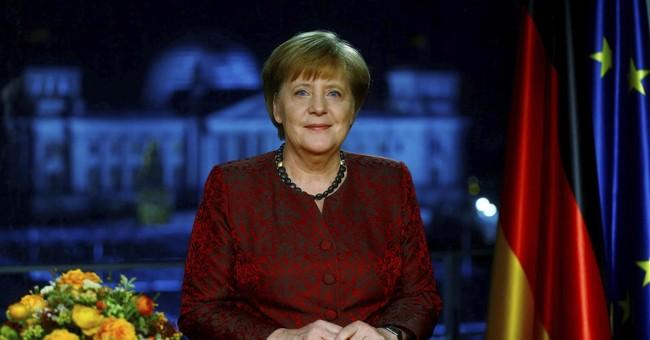 Merkel sees Germany split over pace of social change