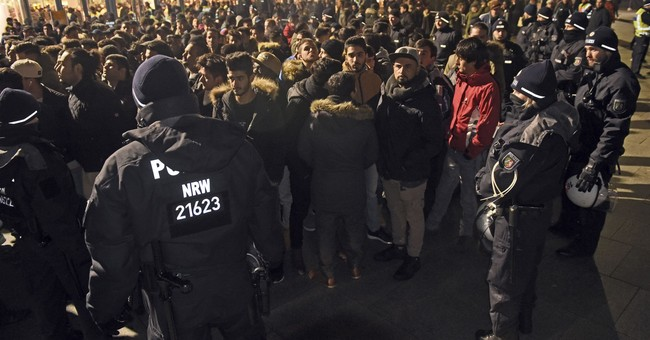 German police union chief slams NYE 'safe zone' for women