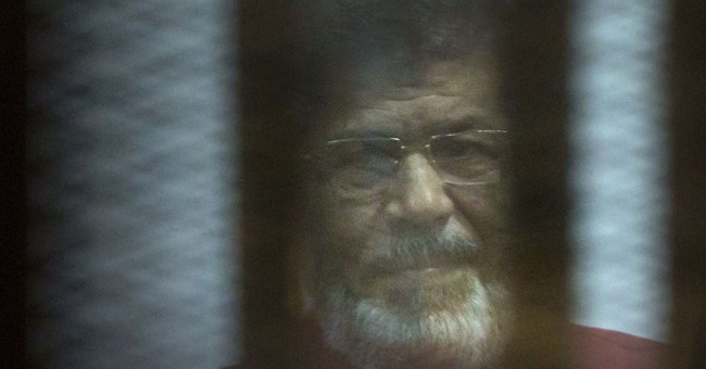 Egypt court jails ousted president over insulting judiciary