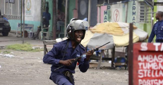 UN official condemns Congo's violent repression of protests