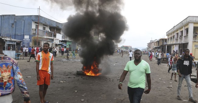 Congo forces kill at least 7 in anti-government protests