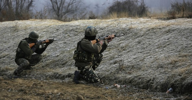 Rebels storm Indian paramilitary camp in Kashmir; 8 dead