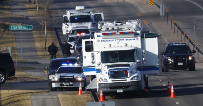 The Latest: Colorado gunman ID'd as US veteran with a grudge