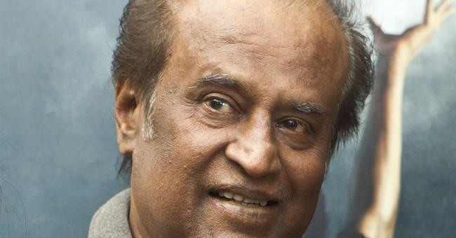 Indian movie star Rajinikanth joins politics in Tamil Nadu